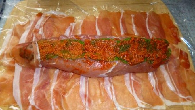 Photo of Pork fillet wrapped in ham – recipe | Ask mom