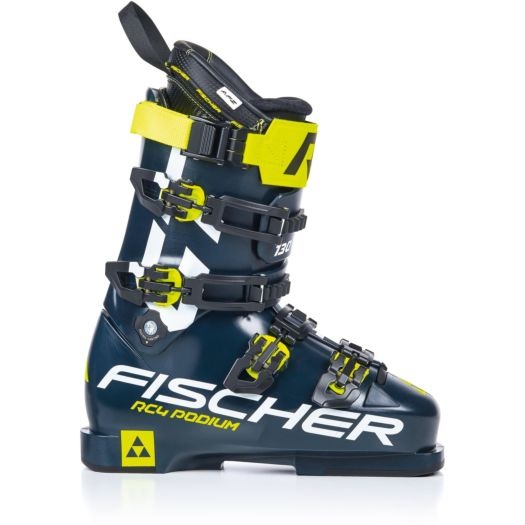 Fischer RC4 Podium GT 130 Vacuum Full Fit skischoenen dark