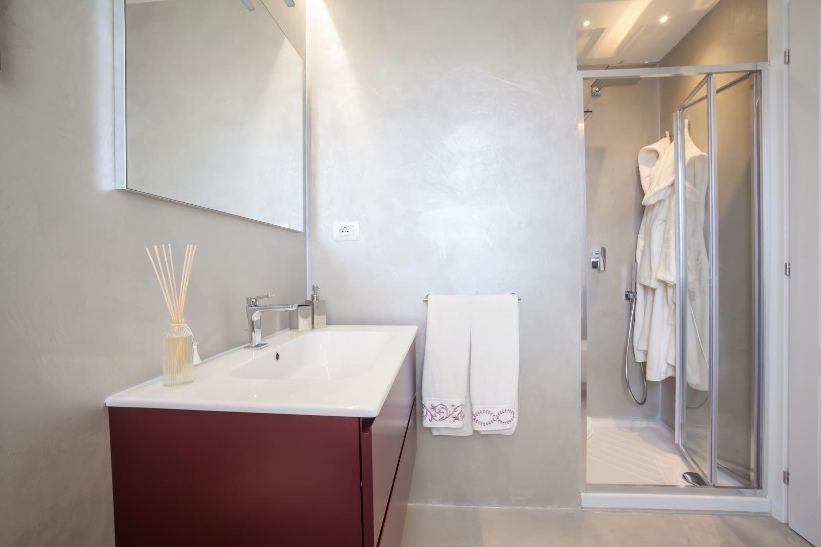 Covermax resine pavimenti e pareti in resina per il bagno il bagno