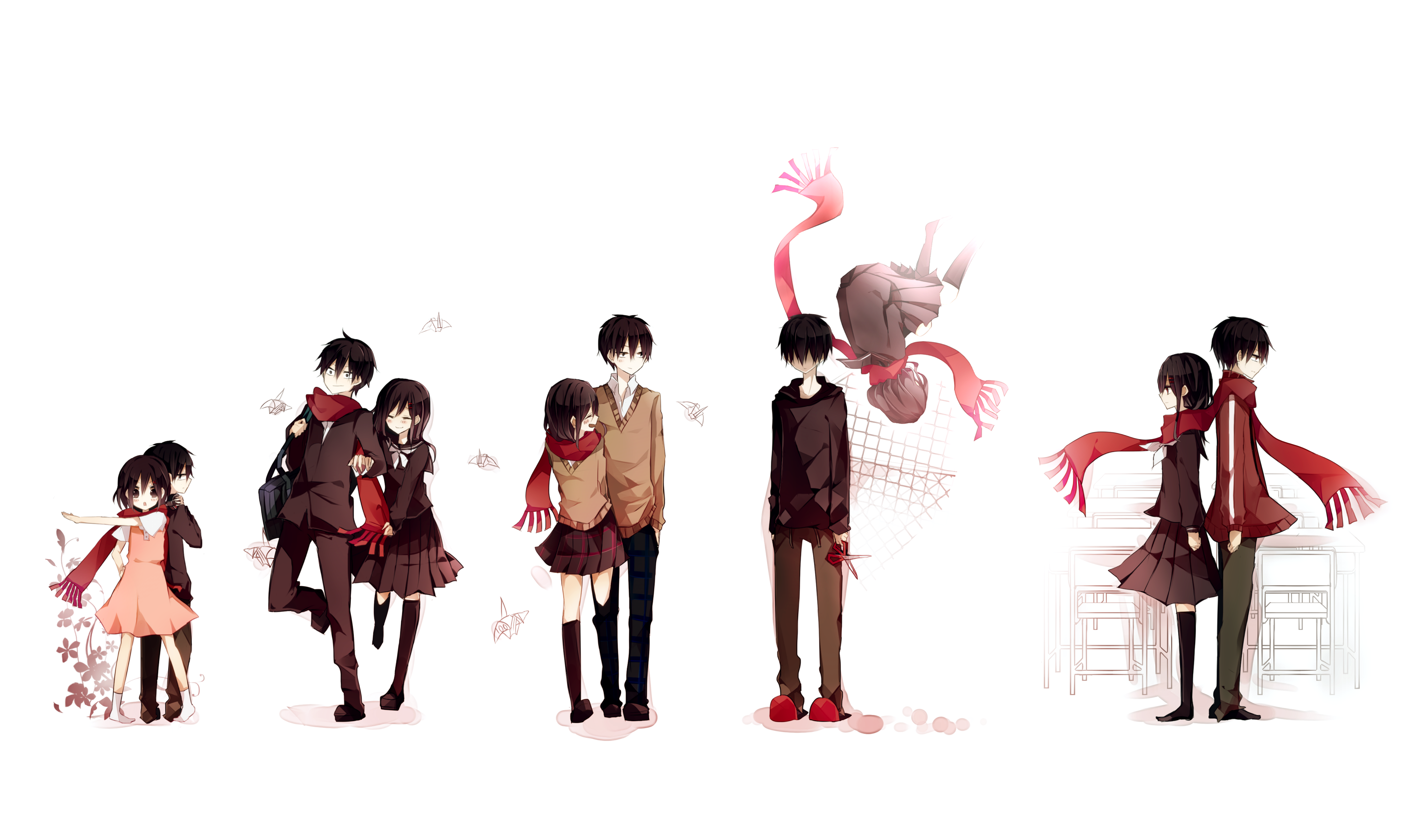 300+ Kagerou Project HD Wallpapers   Background Images