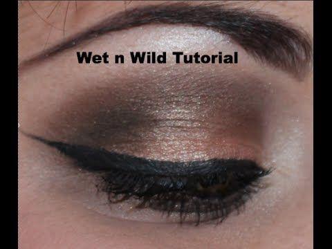 Easy Wet n Wild Look | Completed Look | Facesbygrace23 - YouTube