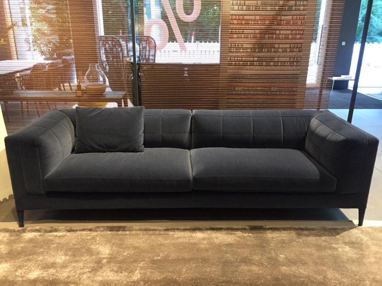 Sofa Dives Aus Der Maxalto Kollektion Von Bebitalia Mit