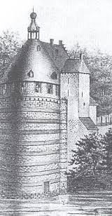 kasteel van breda watermolen 1509