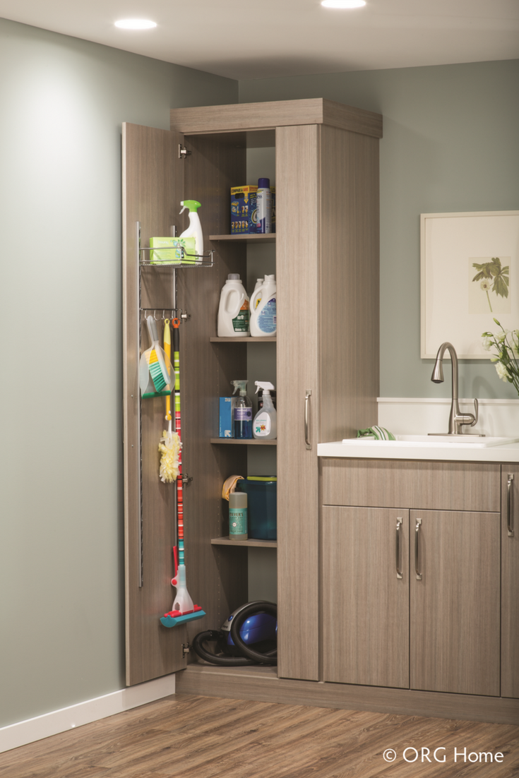 7 Must Have Laundry Room Storage Zones To Conquer Laundry Day
