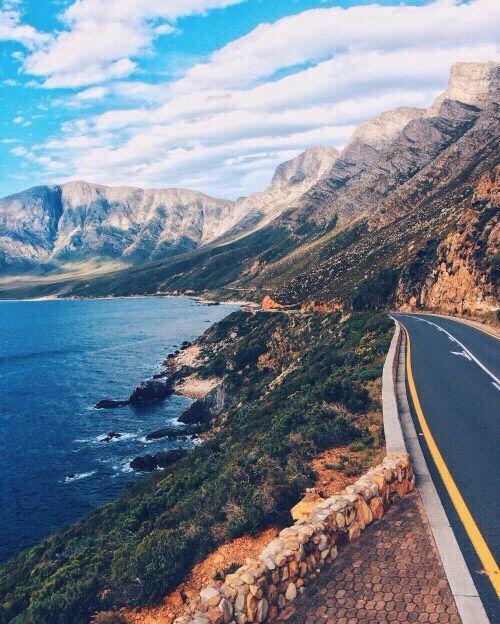 Imagen de travel, road, and mountains