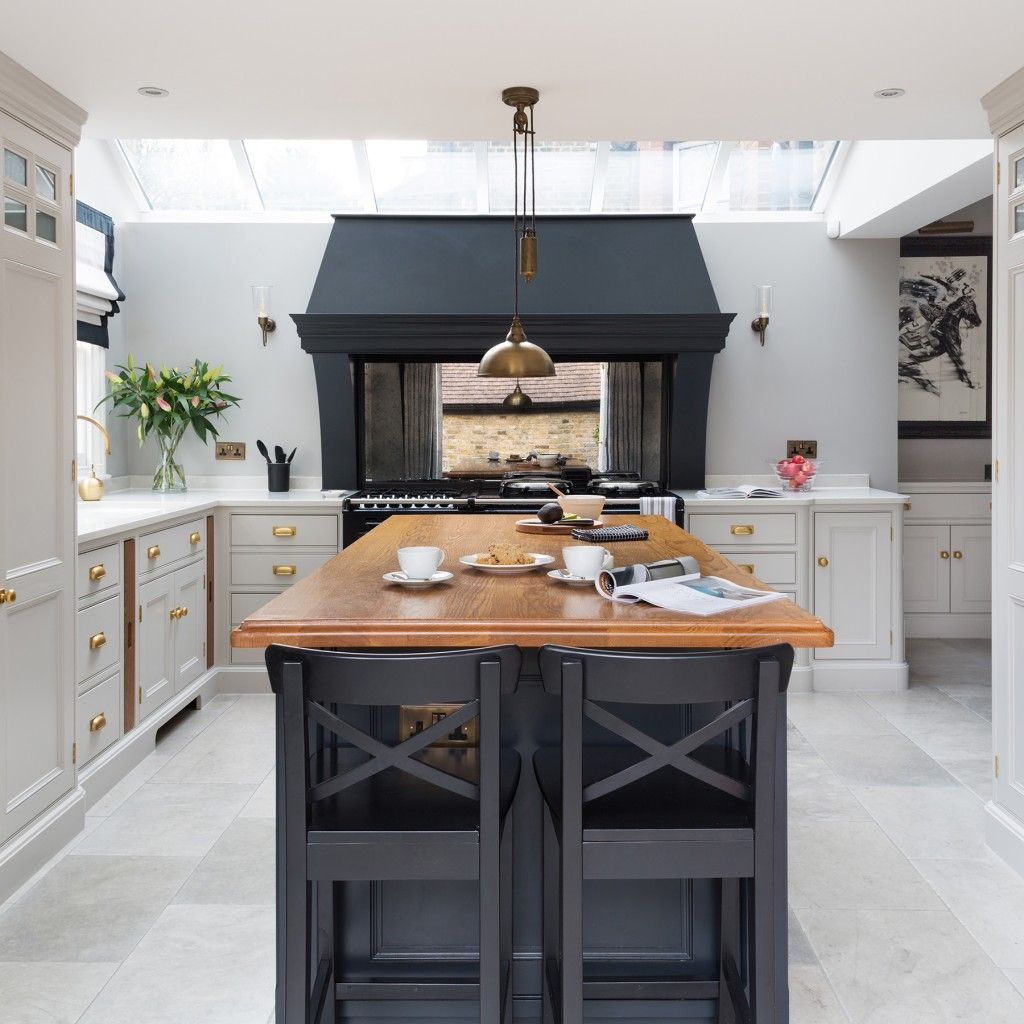 Bespoke London Kitchen Blackheath Humphrey MunsonDoor