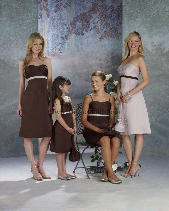 bridesmaid/jr. bridesmaid dresses