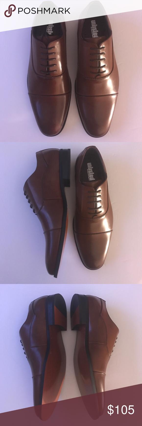 9d0c1b6719752 New Kenneth Cole Oxford lace up men s shoes 9.5 M