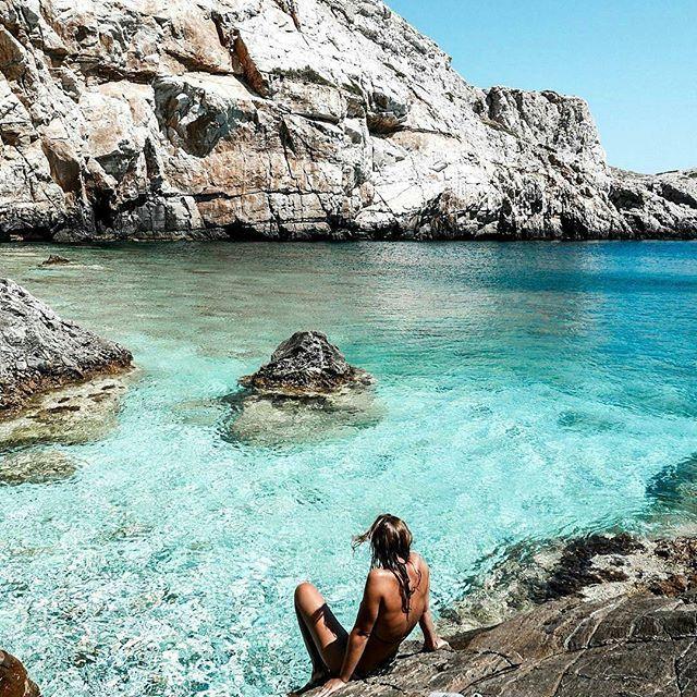 Los Cyclades, Greece