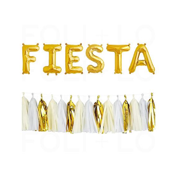 gold fiesta letter balloons 16 gold mylar letter balloons