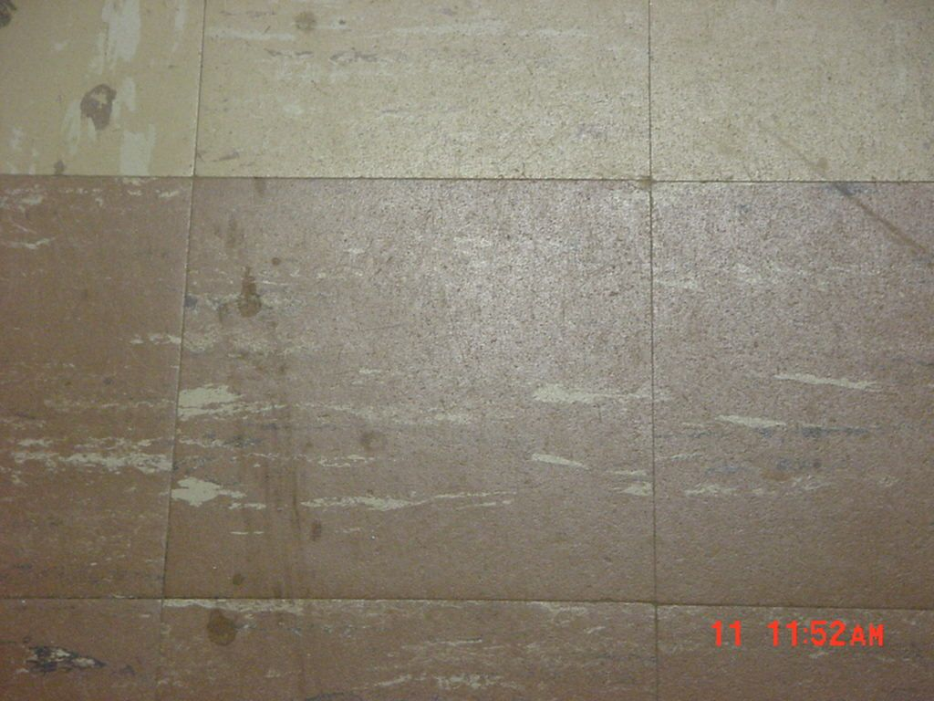 How To Cover Asbestos Floor Tiles Asbestos Tile Tile Floor Flooring