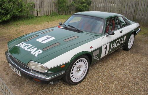 Jaguar XJS TWR Racing Replica For Sale 2009  jaguar xjs