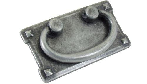 """Arts /& Crafts Mission Antique Hardware Vintage drawer pulls 1 1//2/"""" centers"""