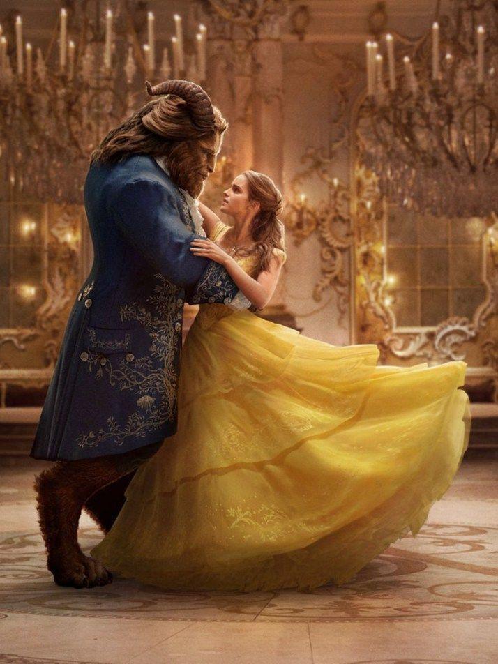 A Bela E A Fera Filme Beauty And The Beast Movie Beauty The