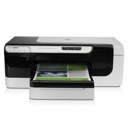 HP Officejet Pro 8000 Wireless Workgroup Inkjet Printer