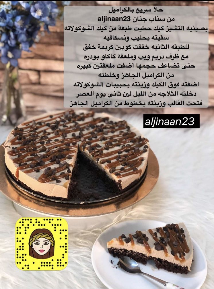 Pin By Abeer On Desert Recipes Desert Recipes Yummy Food Food
