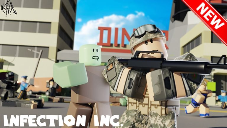 Infection Inc Roblox Infections Roblox Probe