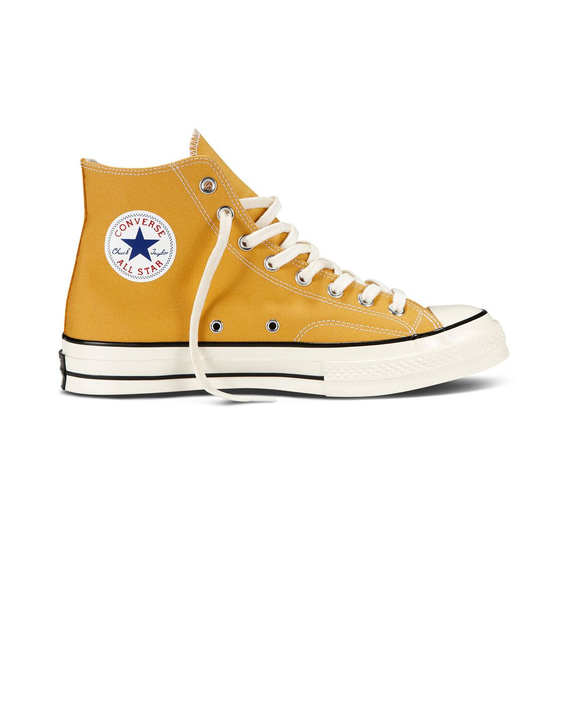 Original Yellow 70s Chucks Sneakers for men CONVERSE  cb2a8230f