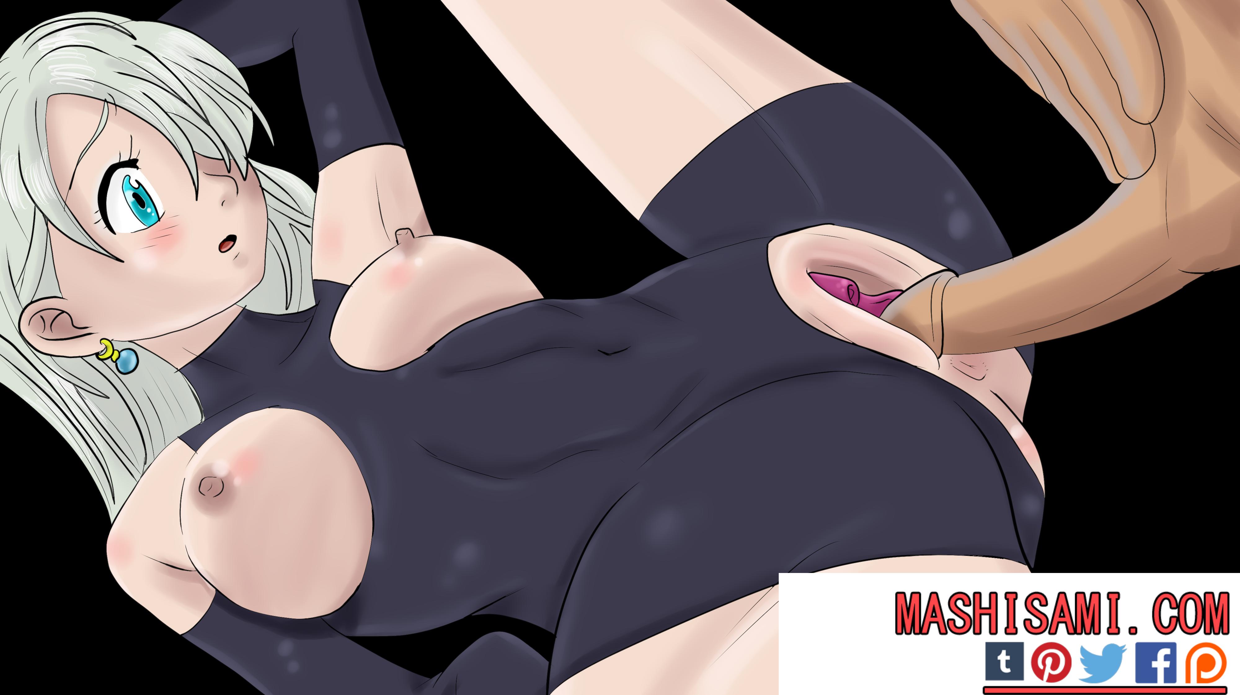 The seven deadly sins hentai