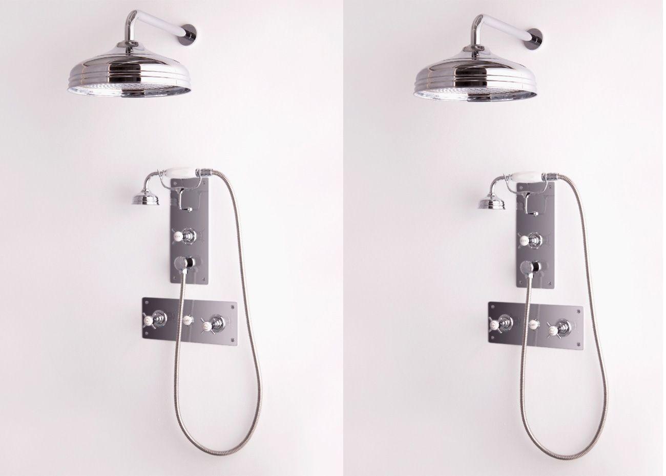 Badkamer Douche Kranen : Beaufort douchekranen opbouw en inbouw klassieke douchekraan