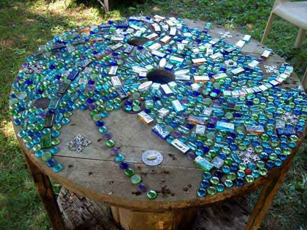 28 Stunning Mosaic Projects for Your Garden | Art des ...