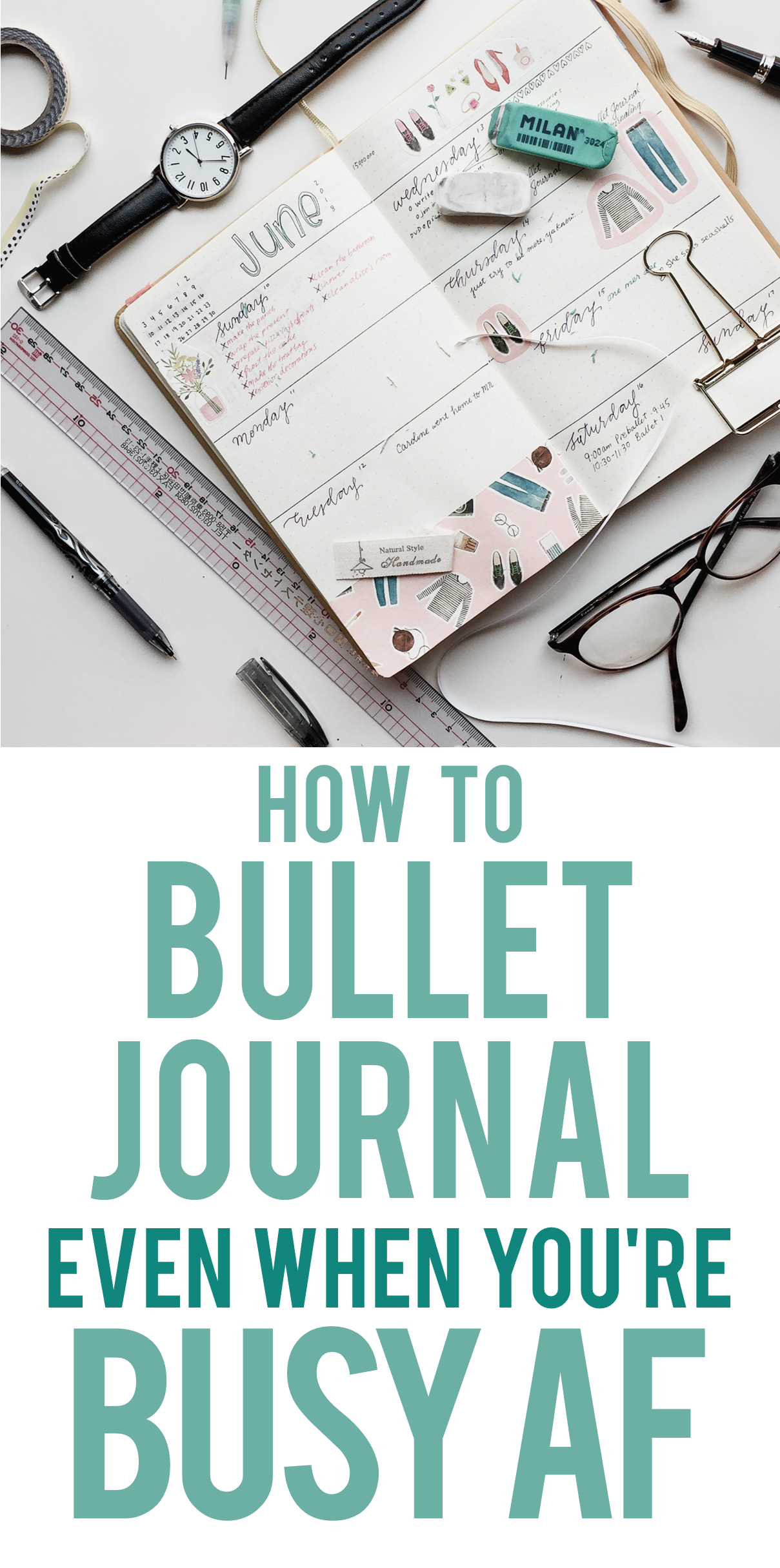 Are Bullet Journals A Waste Of Time How To Bullet Journal When You Re Busy Af