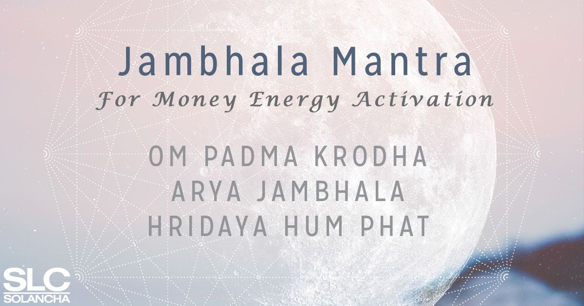 Powerful Money Mantras For Activating Wealth Energy