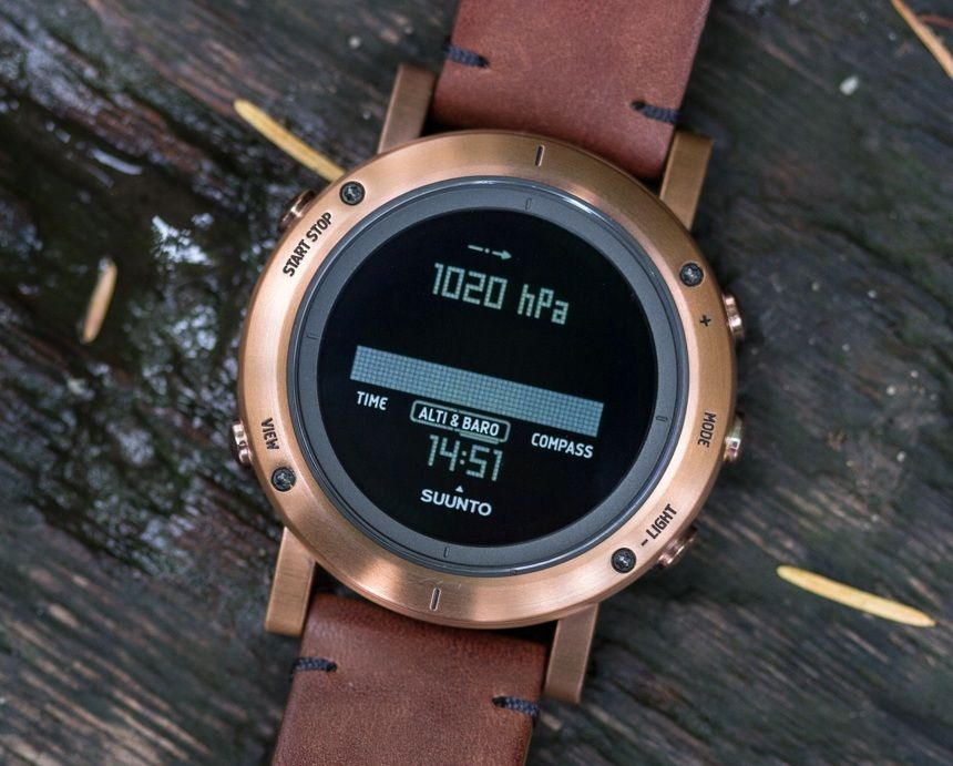 Suunto Essential Copper Watch Review Cool watches, Watch