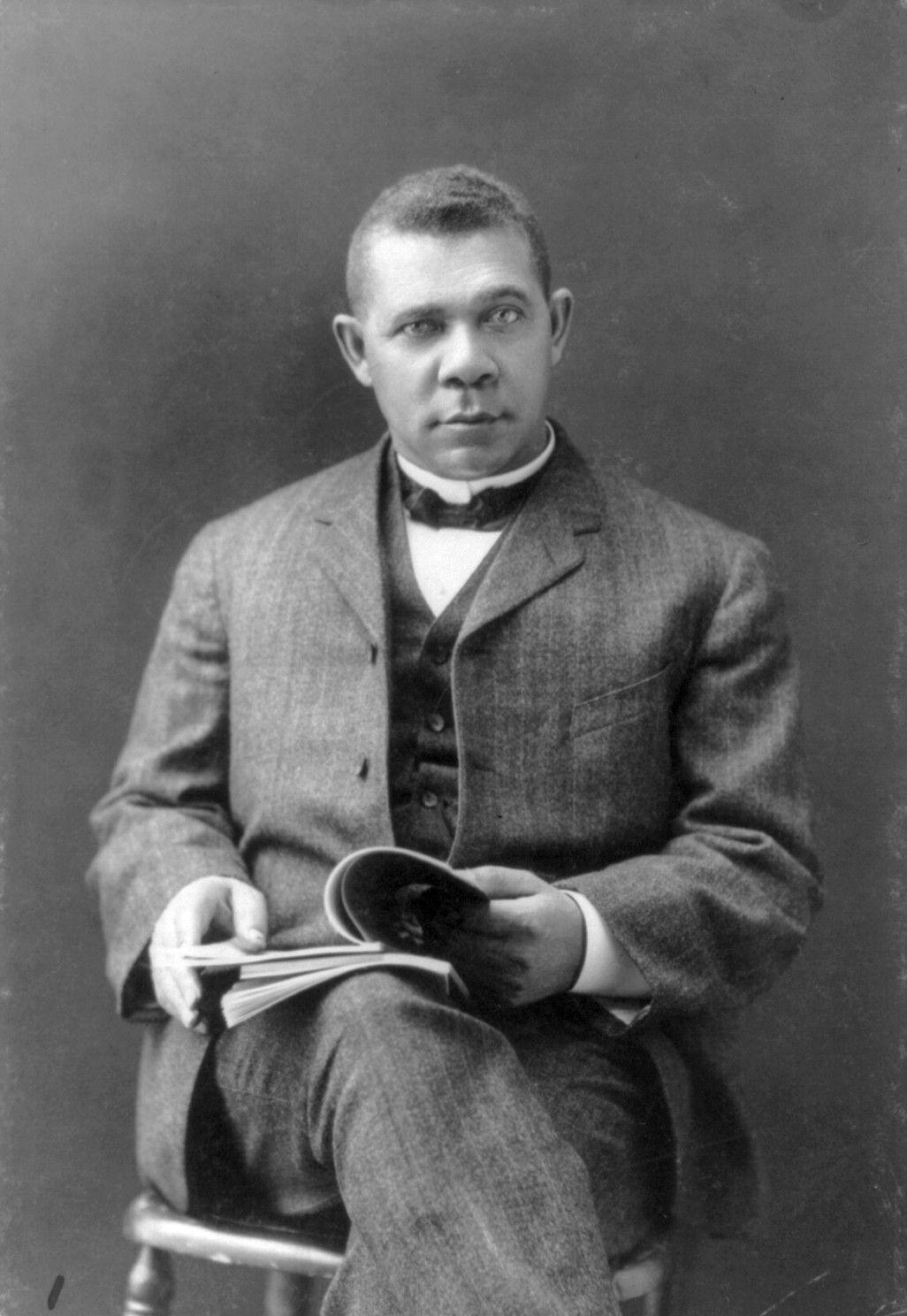 booker t washington was an  booker t washington 5 1856 14 1915 was