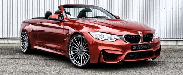 Hamann Takes A Shot At The Bmw M4 Coupe And Cabriolet Wwcb Blog