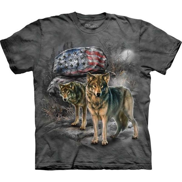 The Mountain Wolf T-shirt   Pride Rock