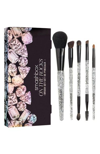 Smashbox 'On the Rocks' Brush Set (Nordstrom Exclusive) ($125 Value) available at #Nordstrom