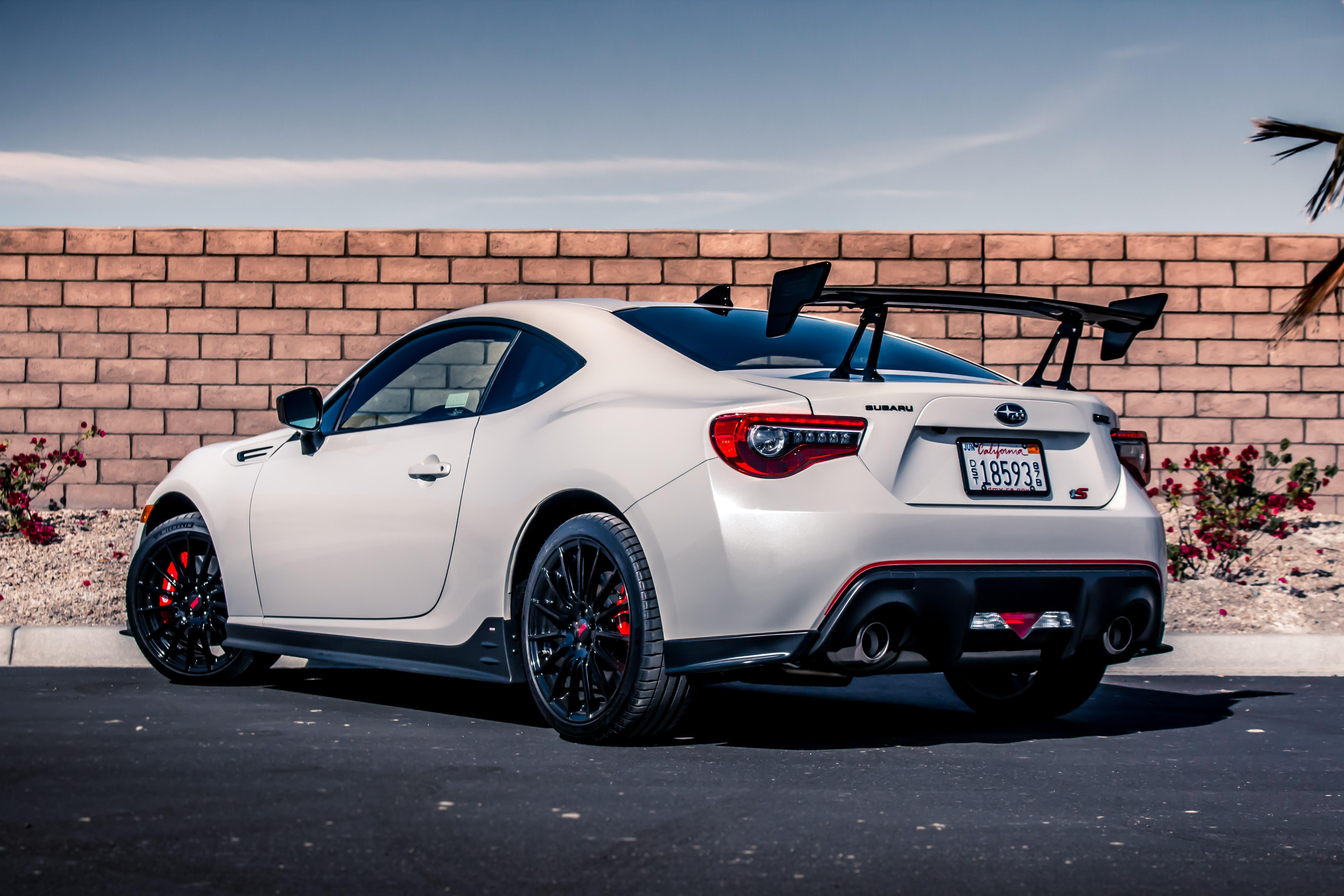 2018 Subaru BRZ tS: A sharper sports coupe reserved for 500 people