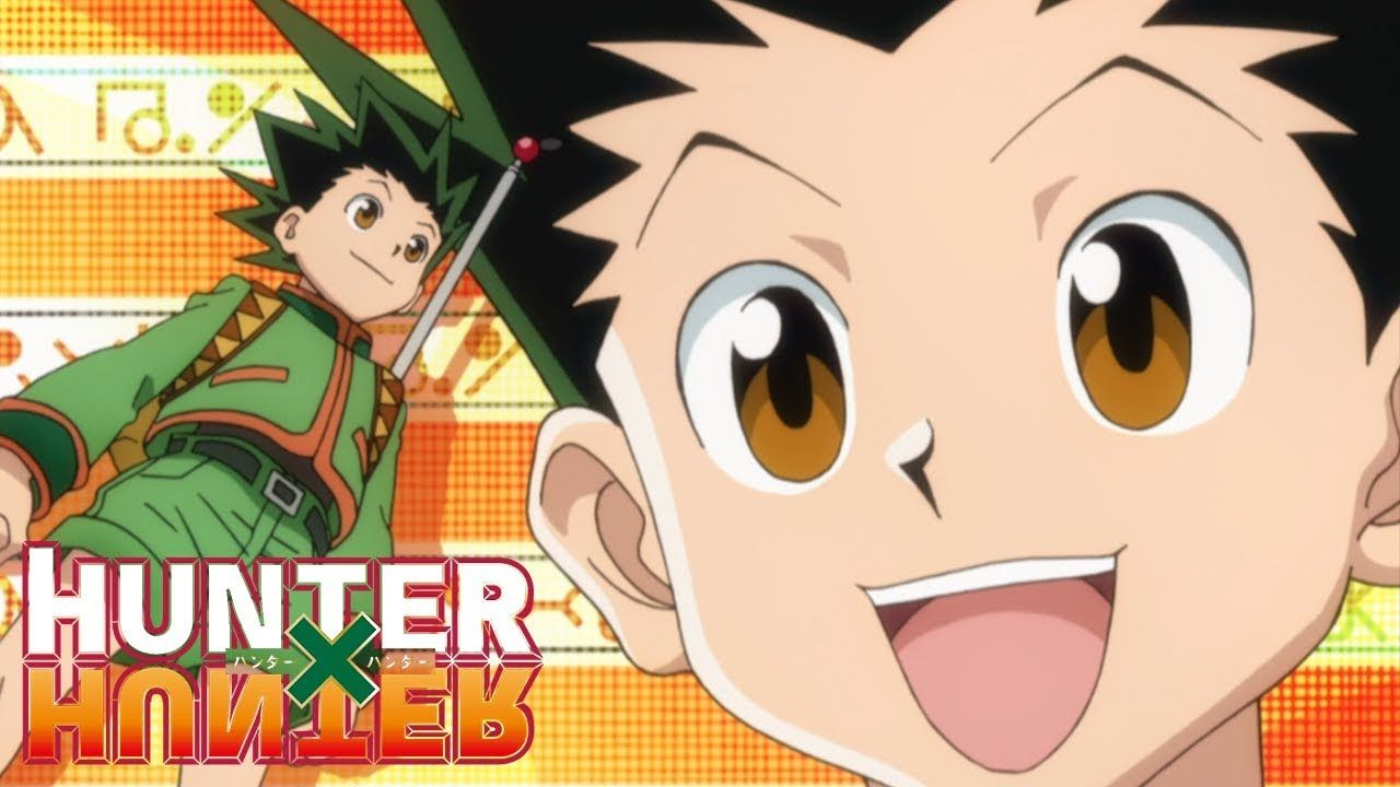 Hunter x Hunter Power Levels. Hunter Exam Arc. - YouTube