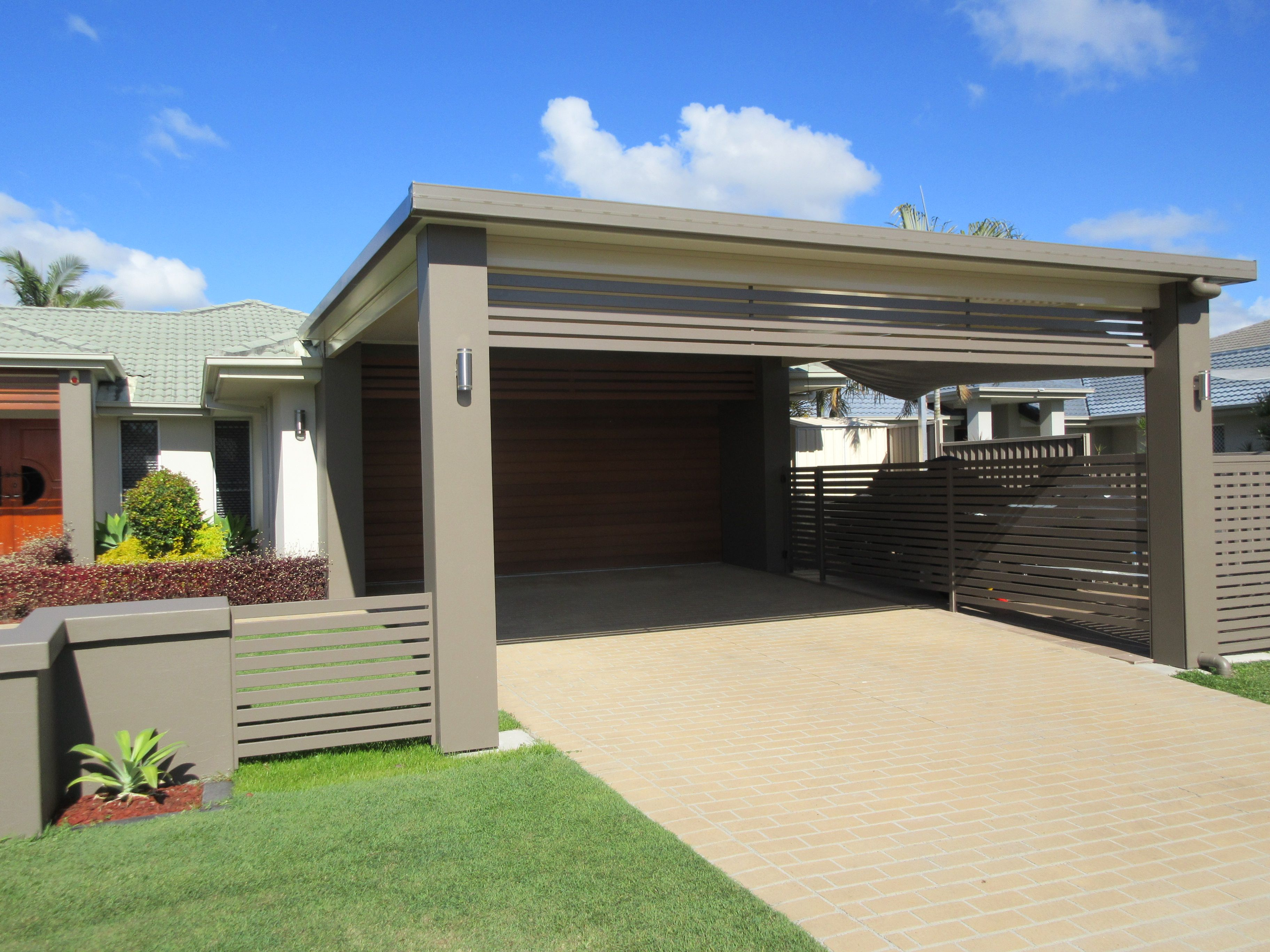 Pin By Vicki Devaux On Home Ideas Carport Designs Carport House Exterior