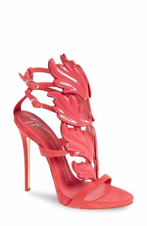 Giuseppe Zanotti  Coline  Winged Sandal (Women)  54279ec213