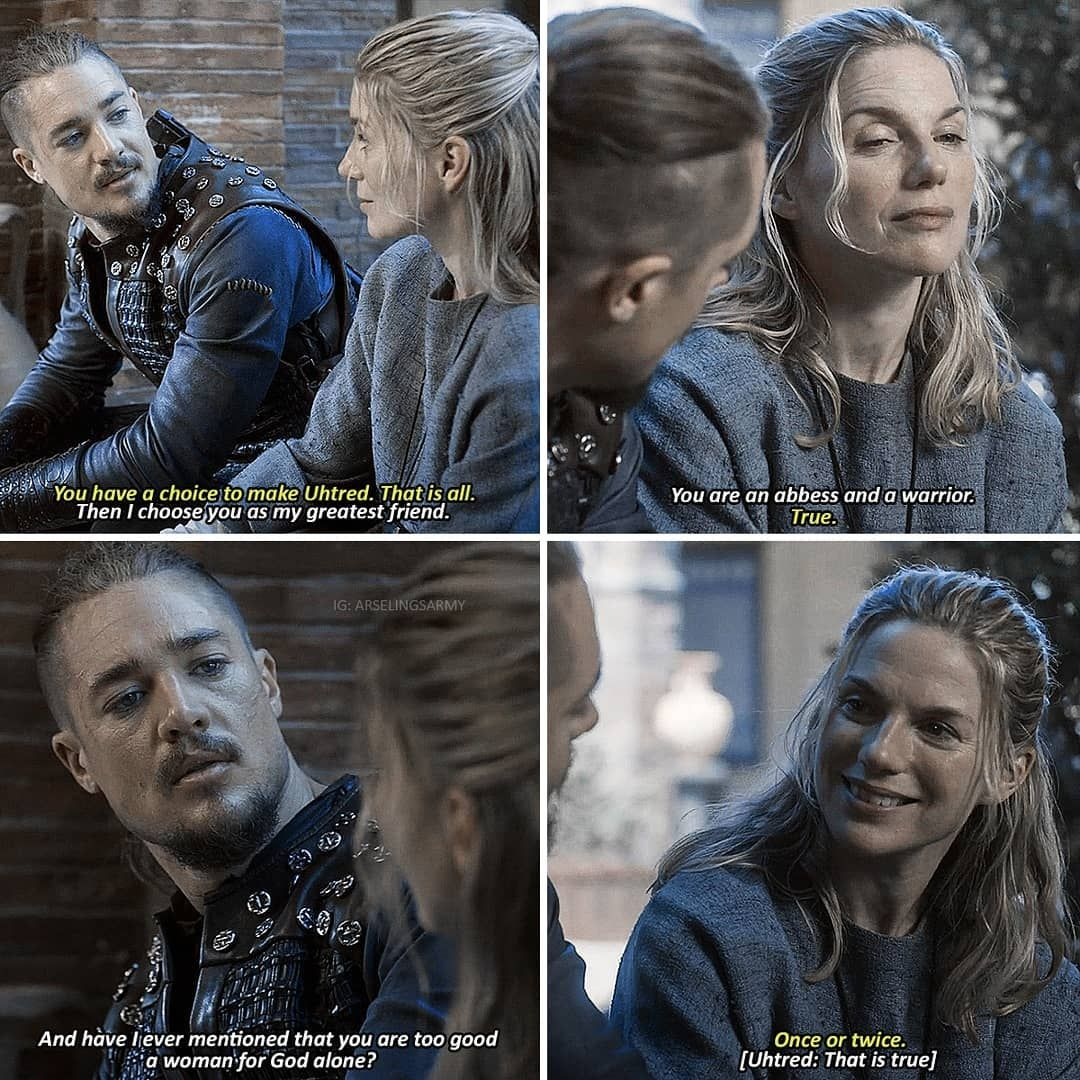 Season 3 Hild Is One Of The Best Characters And She Deserves More Screentime Alexanderdr The Last Kingdom The Last Kingdom Cast The Last Kingdom Series