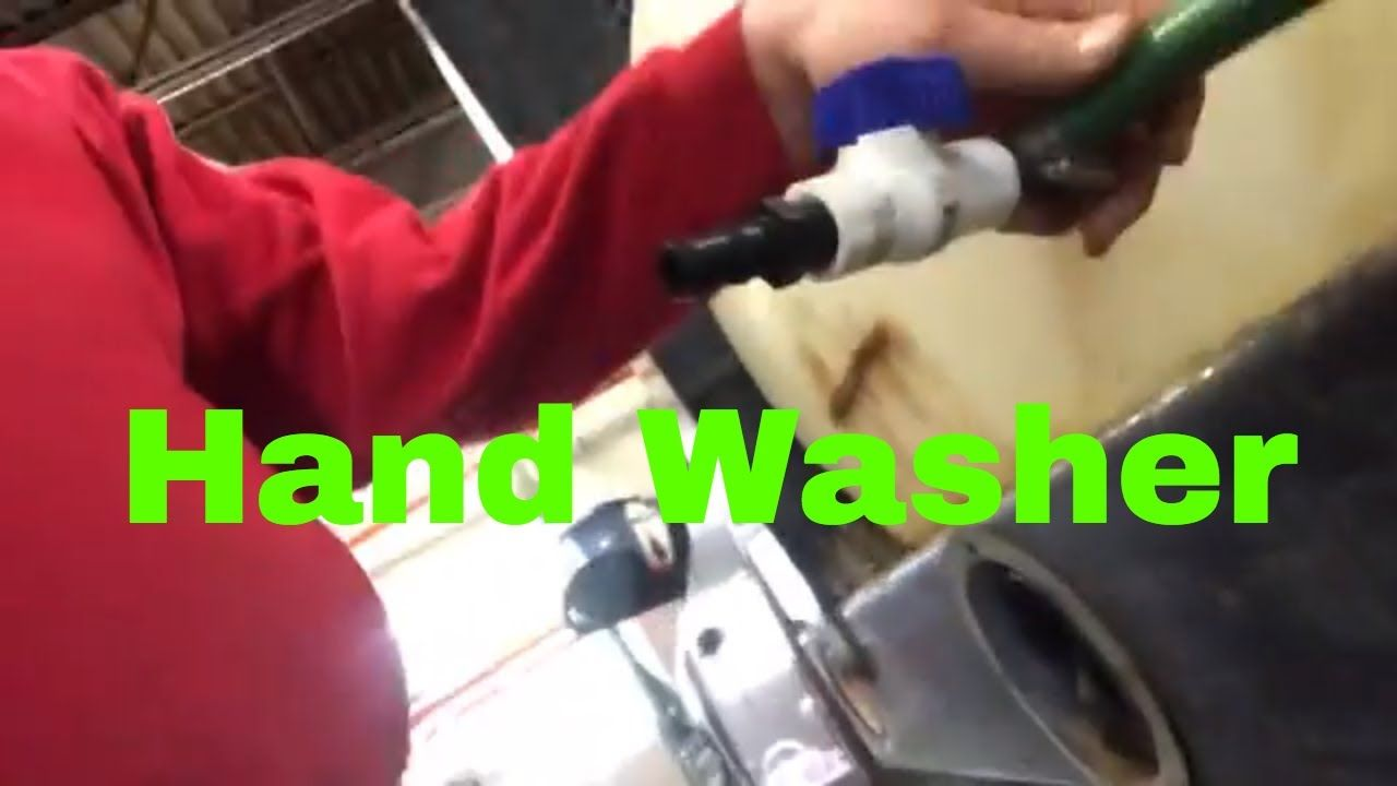 Clean Water For Cleaning Hannds And Eyes For Saftey Clean Water Pressure Washing Clean Hands