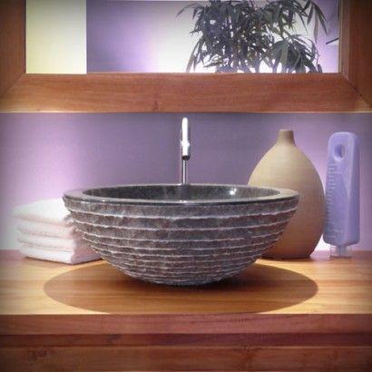 Scrula Bamoro Marble Washbasin Marbles and Sinks