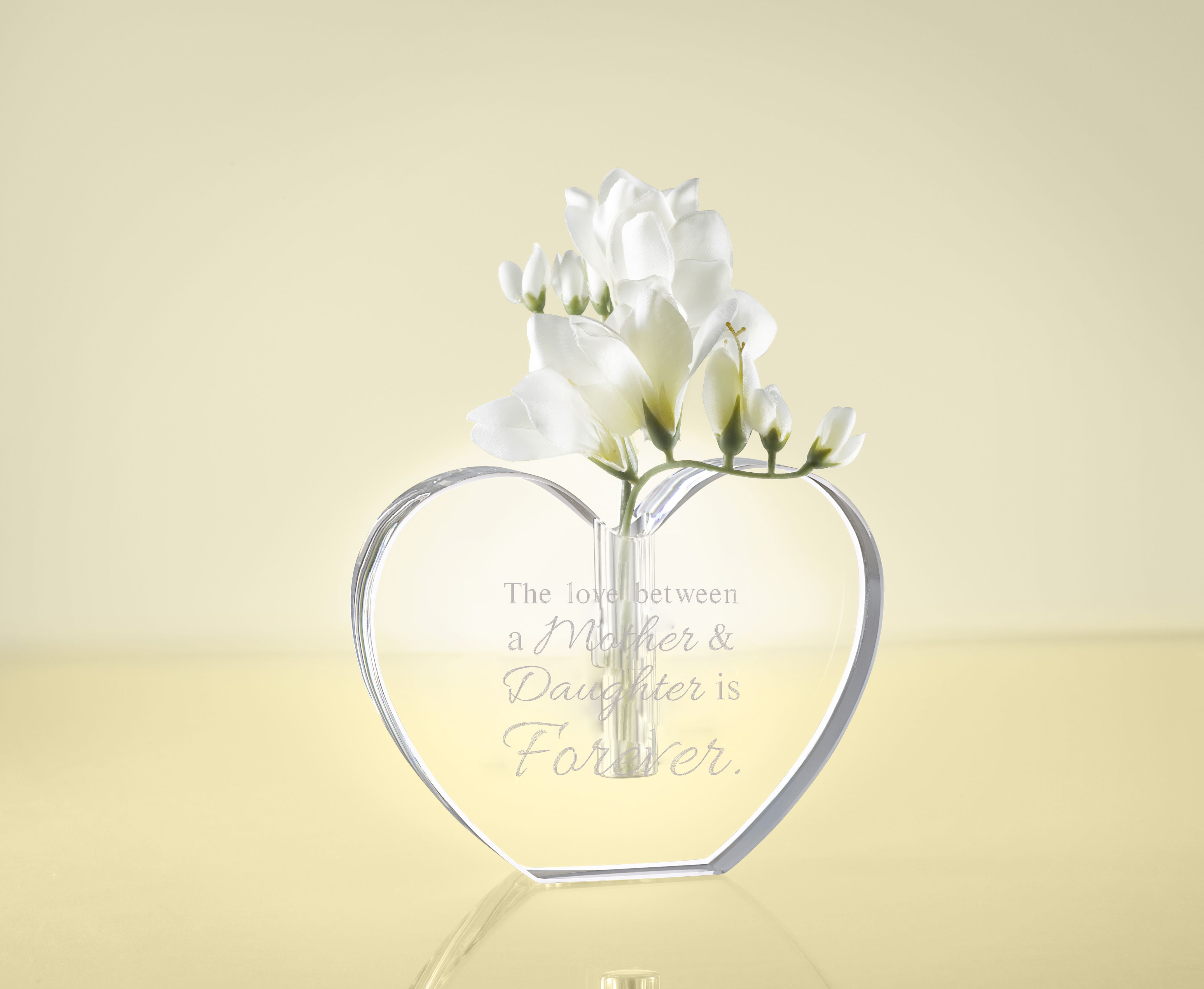 Show mom how much you care with a personalized engraved heart show mom how much you care with a personalized engraved heart shaped glass vase reviewsmspy