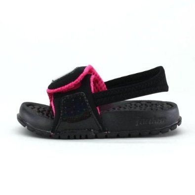 6e1ef59afd0 NIKE AIR JORDAN HYDRO 2 SANDALS SLIDES SLIPPERS (TD) TODDLER 487574-009  Jordan. $27.99