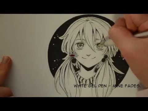 Manga Drawing And Inking Tutorial Manga Drawing Drawings Learn Art