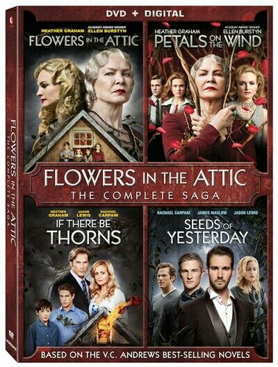 Pin By Christopher Hoffman On The Gothic World Of V C Andrews Flowers In The Attic Petal On The Wind Seeds Of Yesterday