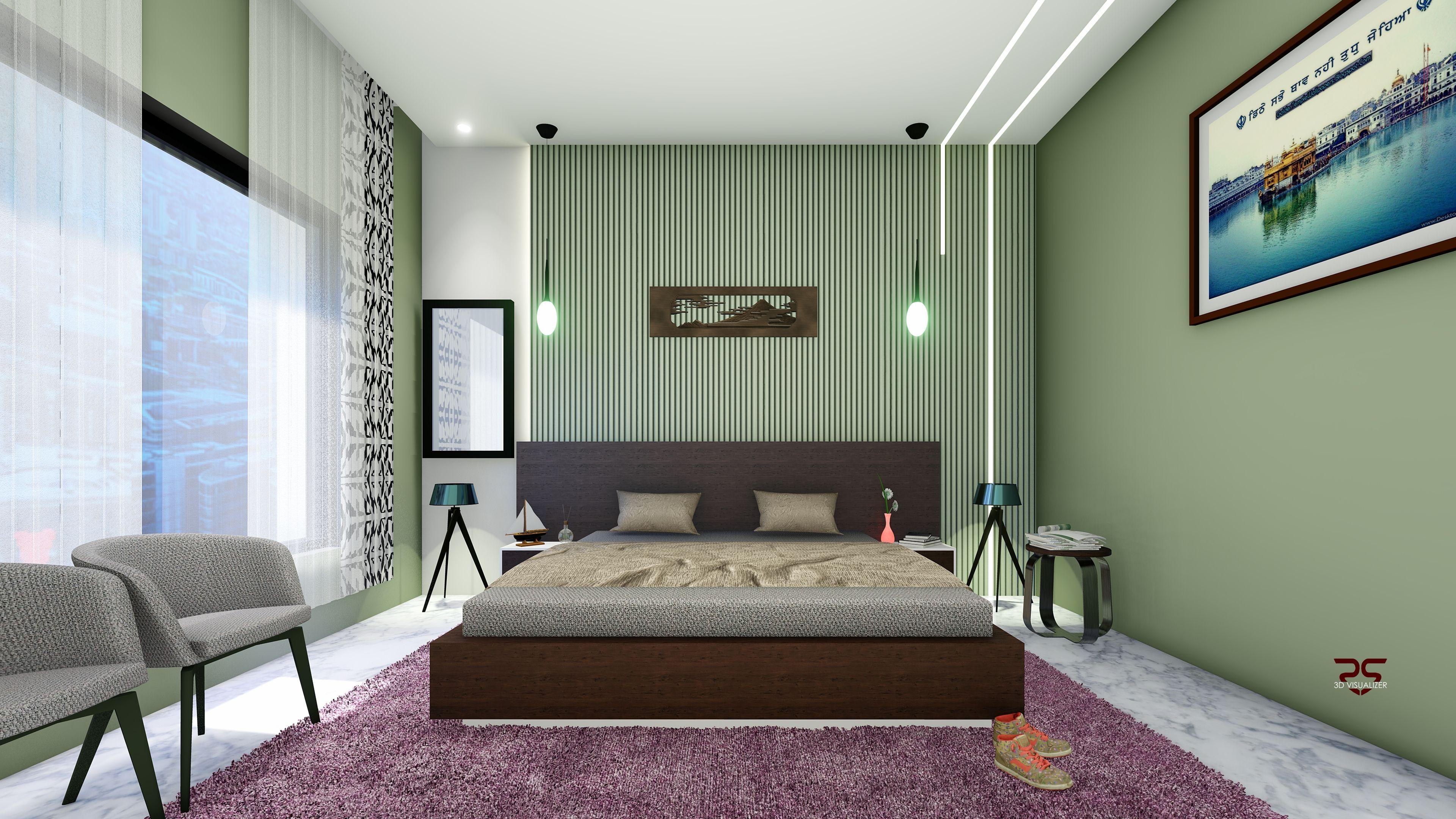 12x14 Feet Bed Room Interior Design Interior Design Bedroom