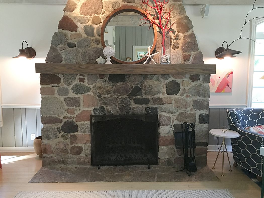 How to clean a fireplace surround the impatient gardener