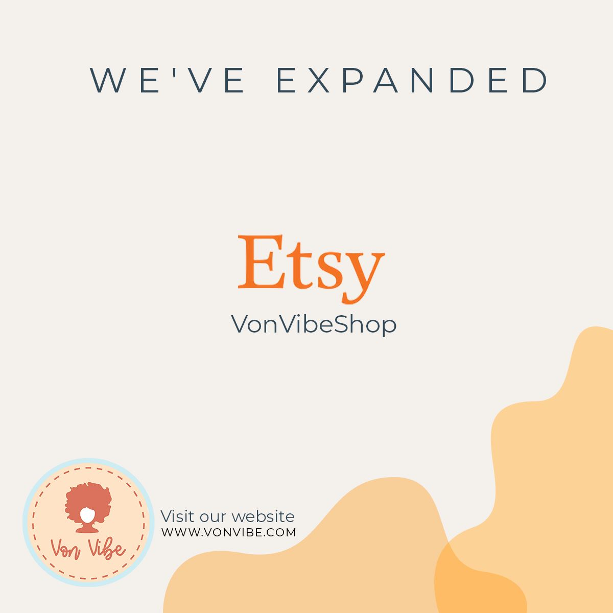 The Von Vibe brand has expanded. You can now shop for our product on ETSY. Just search Von Vibe Shop on ETSY to locate our shop! _ - #etsy #etsyshop #vonvibeetsyshop #vonvibe #vonvibekids #NourishTheirConfidence #naturalhairloves #naturalhairgoals #kidshairstyles #naturalhairstyles #naturalhair #4chairgrowth #3chair #3ccurls #4bhair #4bhairstyles #3bhair #3bcurls #vonvibe #curlyhairdontcare #kinkycurly #kidshairproducts #naturalhairproducts #kidshaircare #mixedhair #mixedhairkids