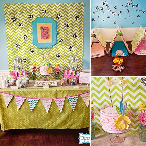 Stylish Fun Birthday Party Ideas For Little Girls Fun birthday