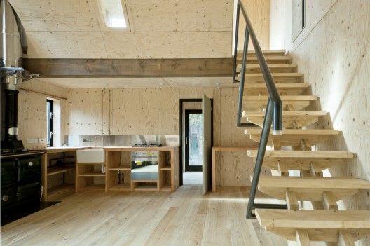 Casa del Guardián / Invisible Studio