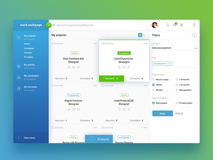 Hr Payroll Dashboard Web Template Design Dashboard Design Dashboard