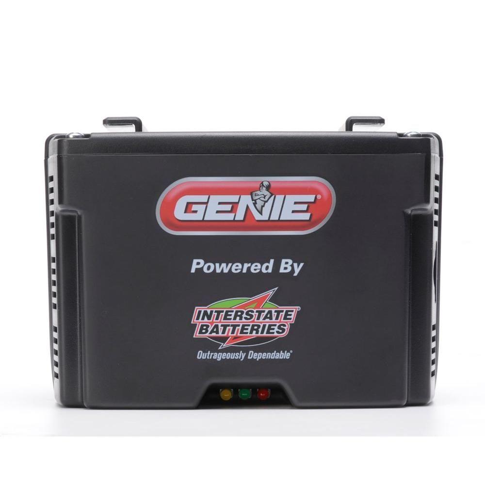 Genie Garage Door Opener Battery BackUp (AddOn Kit) for